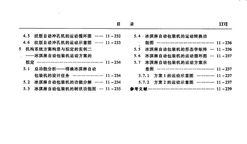 机械设计手册第2卷第11篇机构17