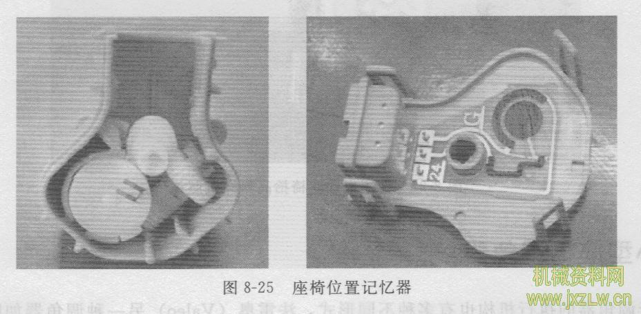 汽车电动座椅驱动器及记忆器